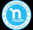 Nuunbassador for 2016