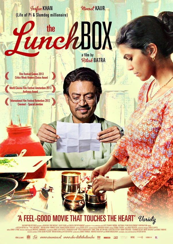 Póster de The Lunchbox