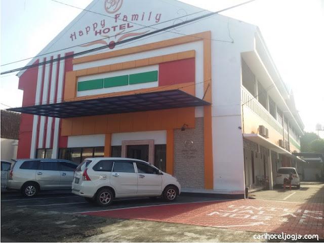hotel murah meriah di Jogja