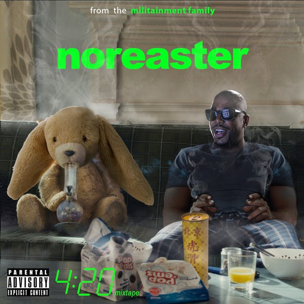 N.O.R.E. - Noreaster  Cover