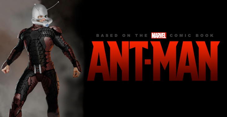 Banner Fan Made de Ant-Man