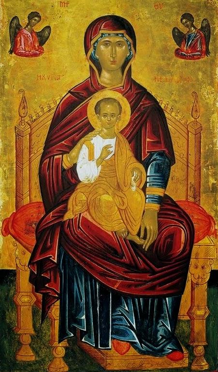 Devoção à Santíssima Virgem Maria