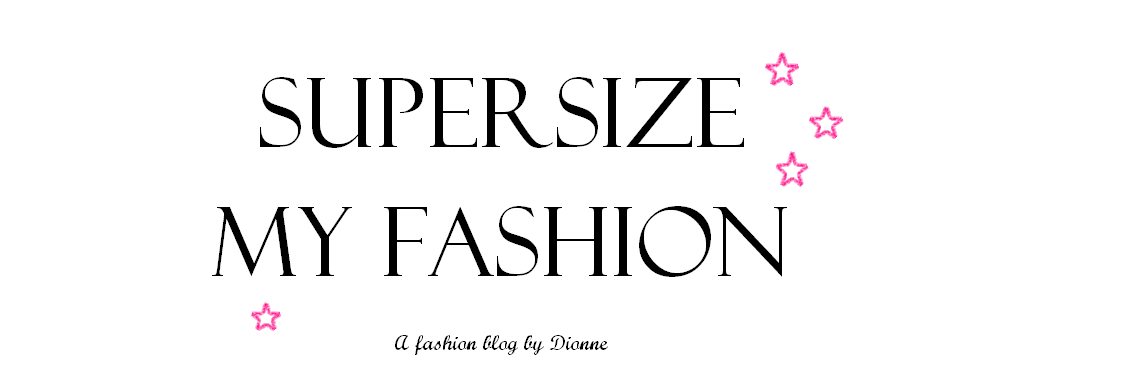 Supersize my Fashion