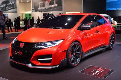 Honda Civic Type R 2015 Pictures