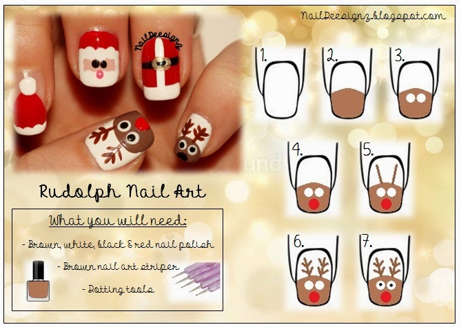 http://naildeesignz.blogspot.co.uk/2013/12/santa-his-reindeer-nail-art.html