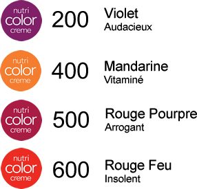 lintensit lumineuse pour raviver des reflets violines acajou rouges et cuivrs intenses - Coloration Revlon