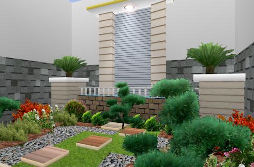 Pilihan Desain Taman Rumah Minimalis Modern Lengkap