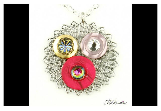 Elegant handmade jewelry