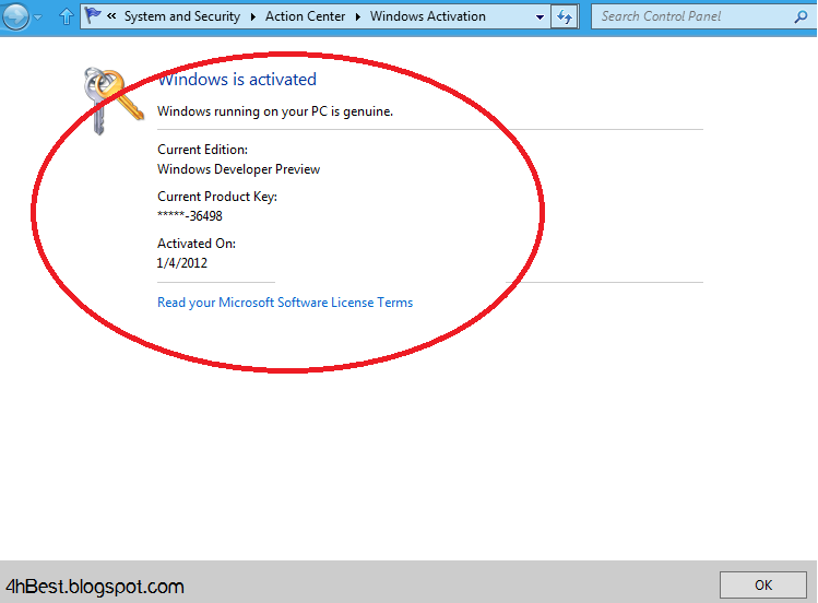 10 Jul 2014 There are many Windows 8 activators,but among all those