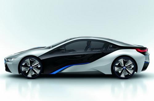 BMW i8 Sport Car