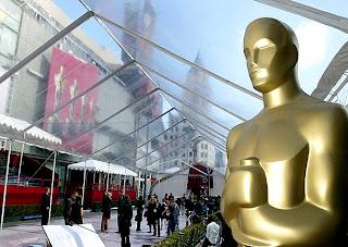 Algunos Ganadores del Oscar 2012