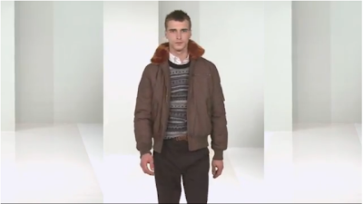 H&M Autum and Winter 2011 lookbook with Model Clement Chabernaud on LuxuriousPROTOTYPE
