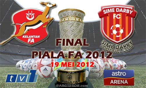 DARDY FINAL PIALA FA 2012 Online Streaming | Malaysia Top Bloggers