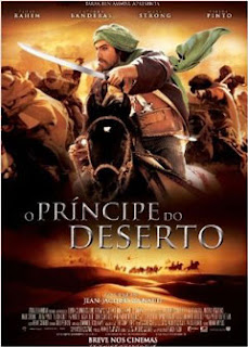 O Príncipe Do Deserto Dublado