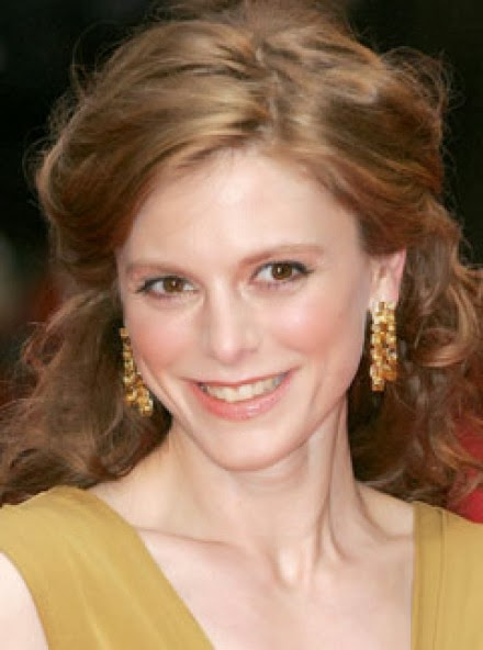Emilia Fox   Born To Be Blonde?