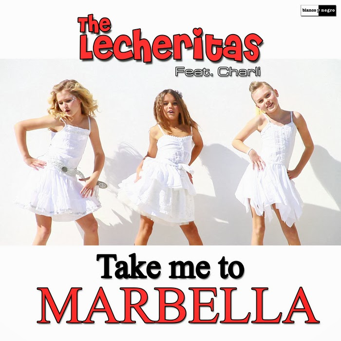 The Lecheritas Feat. Charli Floyer - Take Me To Marbella (Video Oficial)