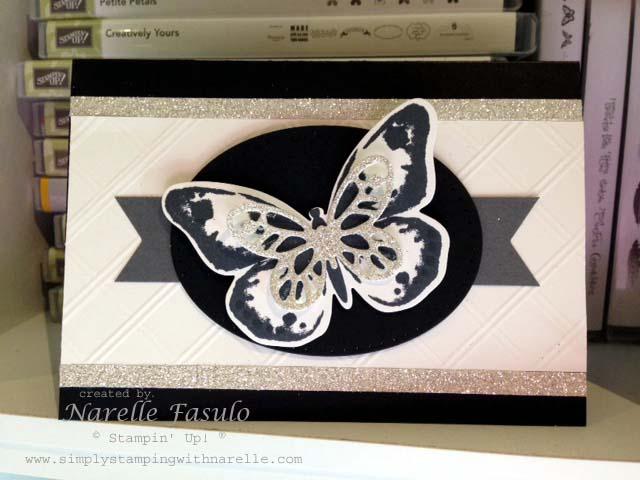 Narelle Fasulo - Watercolor Wings