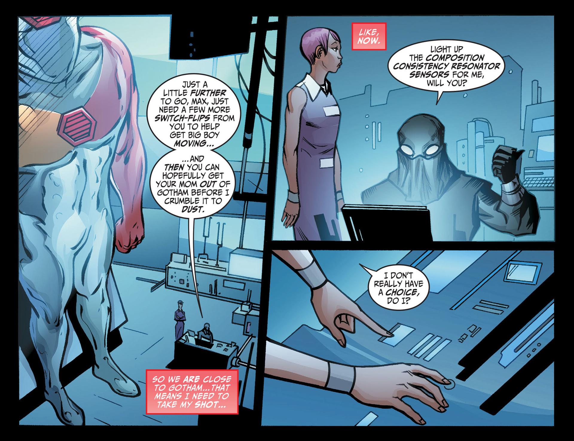 Batman Beyond (2012) Issue #22 #22 - English 15