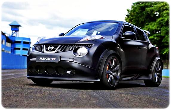 Spesifikasi Mobil SUV Nissan Juke-R Edisi Spesial