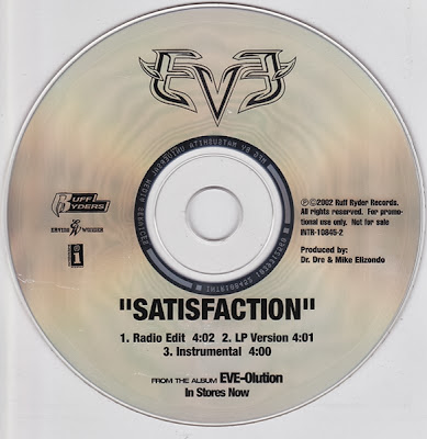 Eve – Satisfaction (Promo CDS) (2002) (320 kbps)