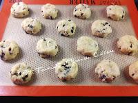 cookies au sirop d'érable sans oeufs