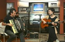 Waldonys e Adriana Calcanhoto