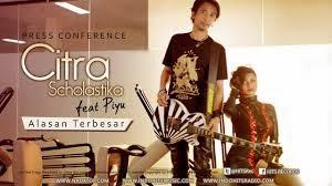 Kunci Lagu Citra Scholastika feat Piyu - Alasan Terbesar