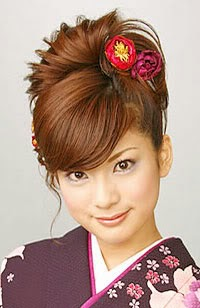Japanese Hairstyles