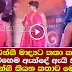 Ruwangi Rathnayake talks to the media about her Fashion