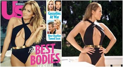 Jennifer Lopez: O Melhor Corpo, diz revista