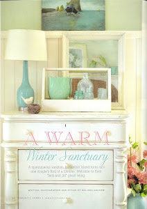Romantic Homes Jan 2013