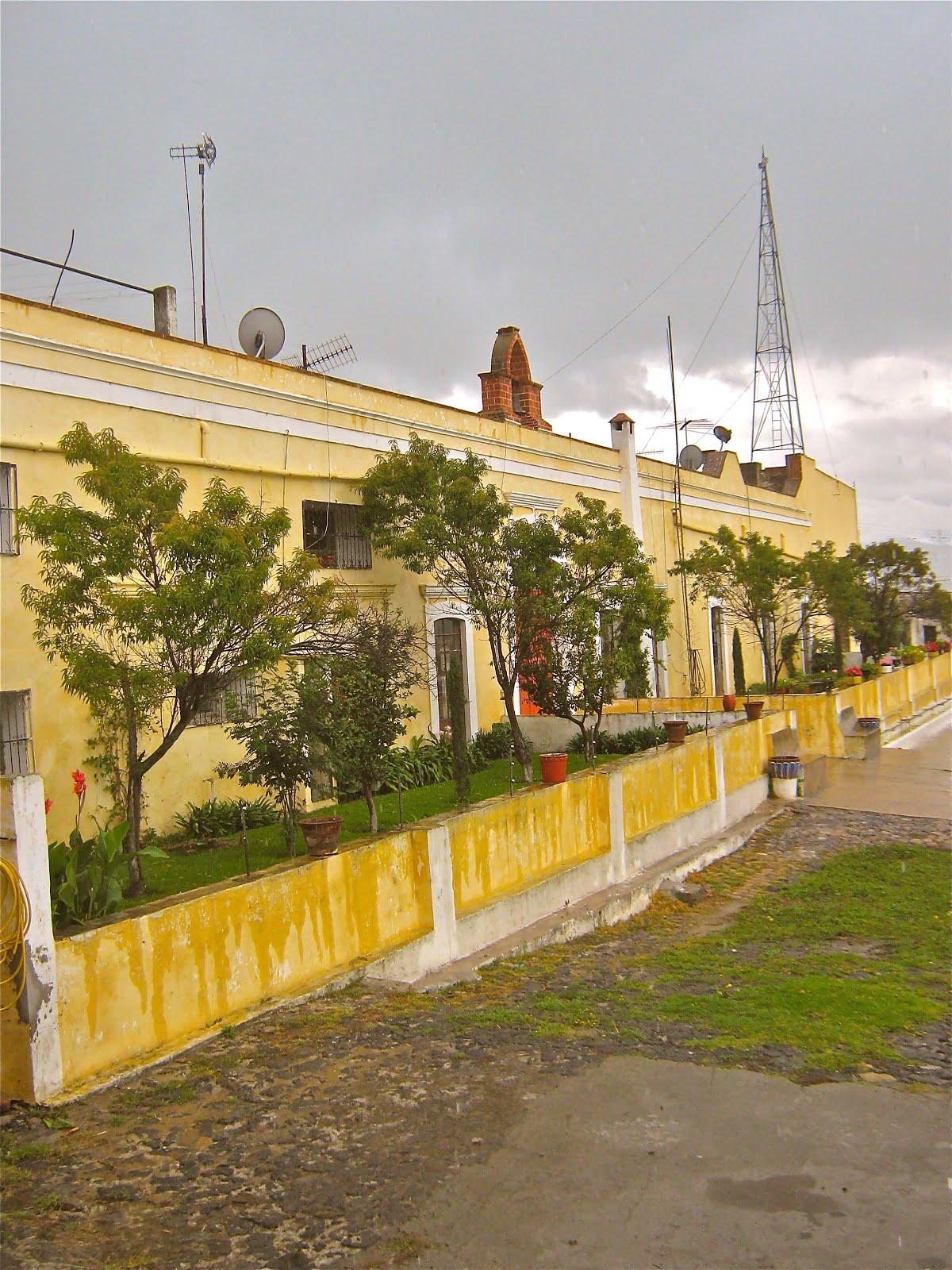 Un paseo por Santo Domingo Atlapaleca