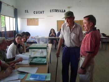 ELECCIONES MUNICIPALES 2.011