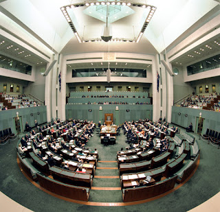 Federal Parliament Hall