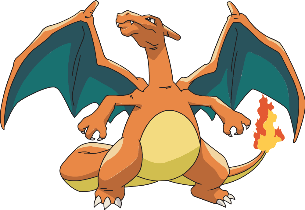 As We All Know Charizard Will Get A Mega Evolution Today The Pokemon