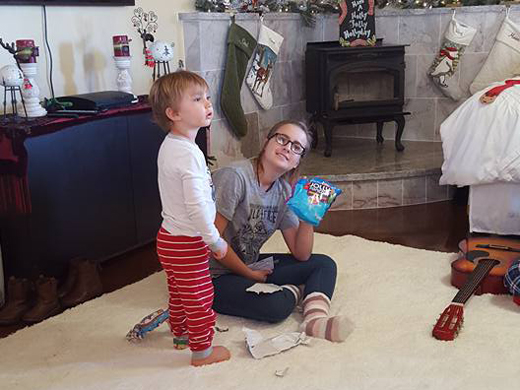 Living Christmas Memories - 2015 - The Smiths, Freunds, Syniskis, Lamberts, and Sanchez