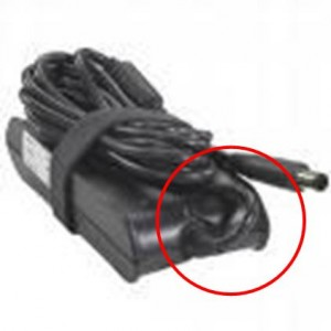 Avoid wrapping the cord in the adapter,