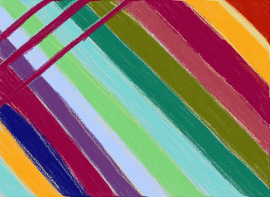 Diagonal Line In Art : Diagonal lines in art