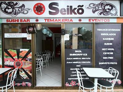 Seikõ Temakeria e Sushi Bar: Fachada