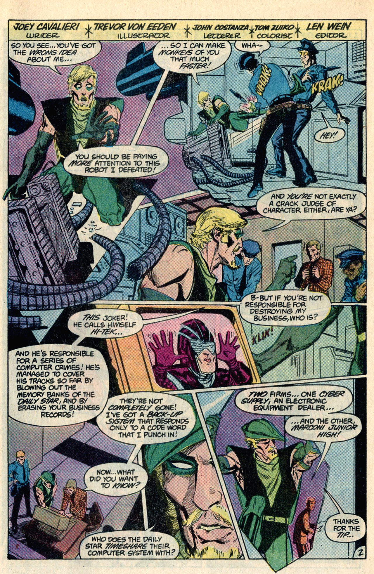 Detective Comics (1937) Issue #522 Page 27