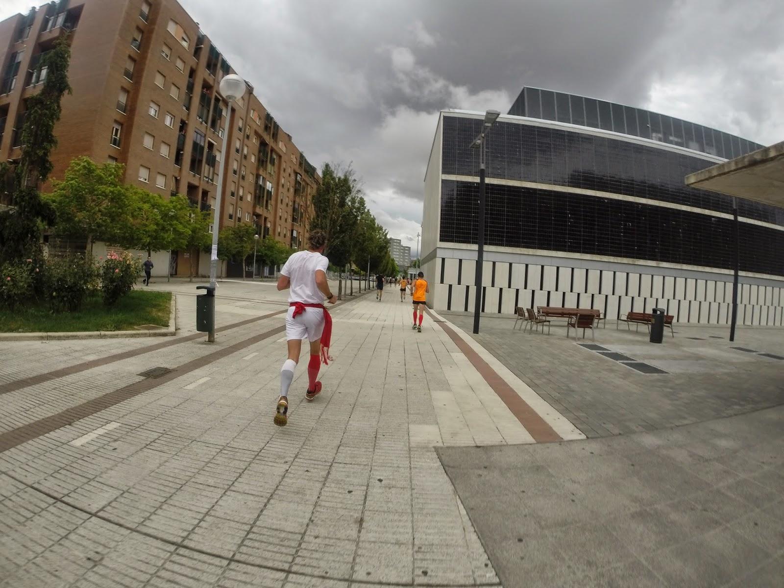 ricardo abad san fermin maraton pamplona 2014