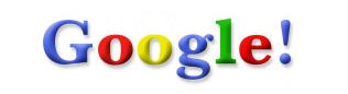 Google 1st Logo in 1998