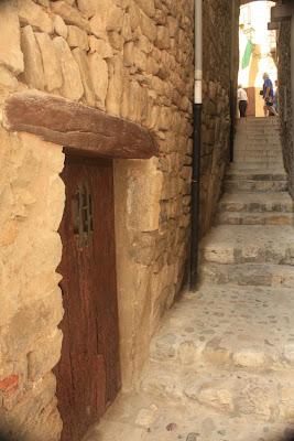 Call Jueu (jewish quarter) in Besalú