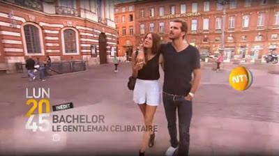 Le Bachelor Lundi 25 février émission Adriano Livia NT1