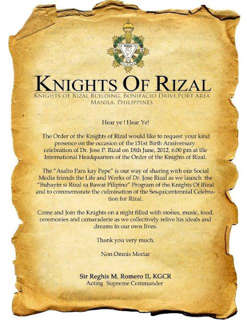 ideals of rizal