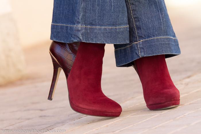 BLogger adica a los zapatos