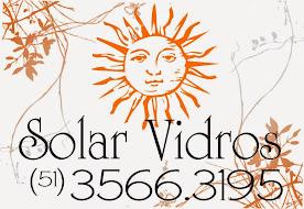 Bem vindo ao blog Solar Vidros.