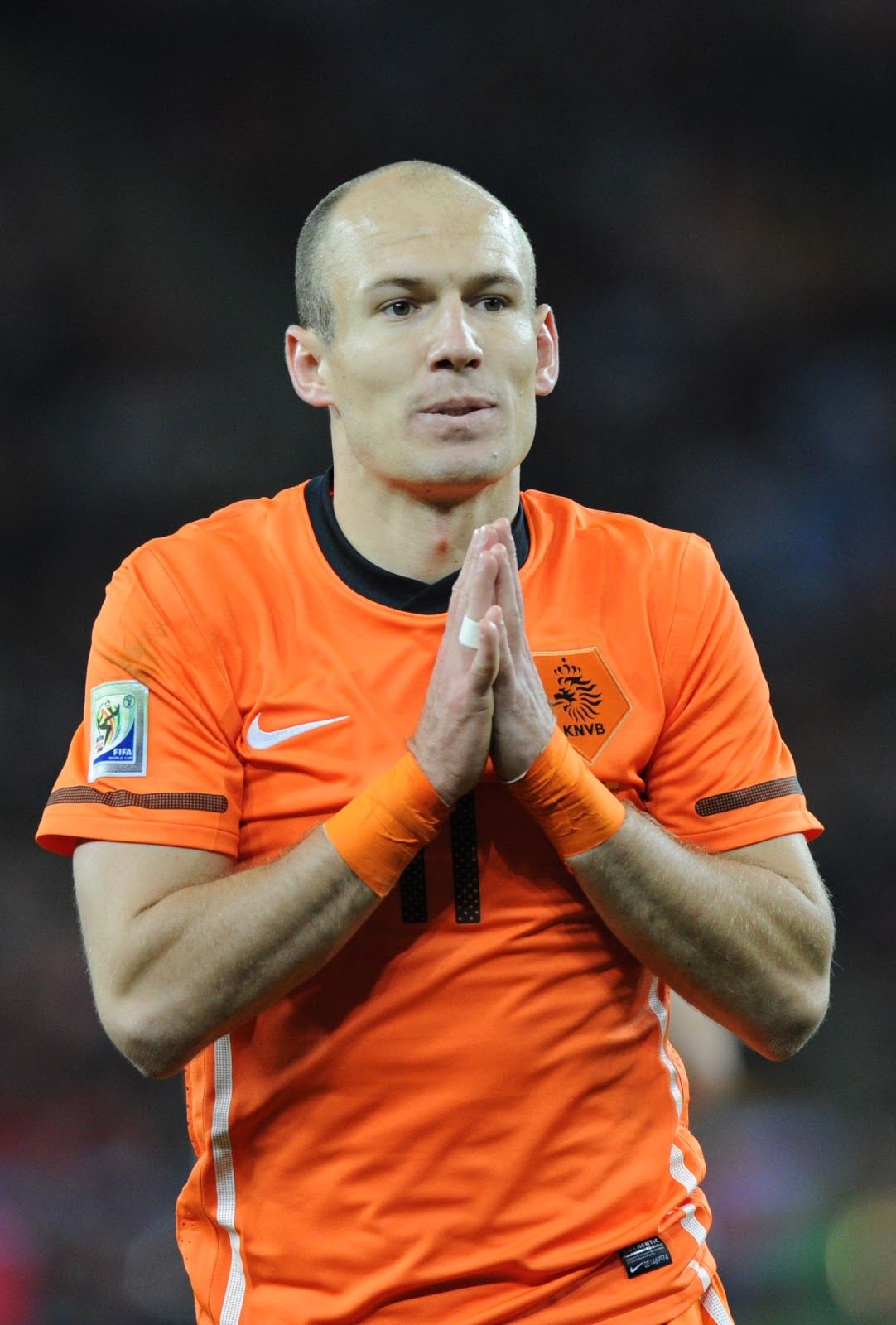 I Was Here.: Arjen Robben