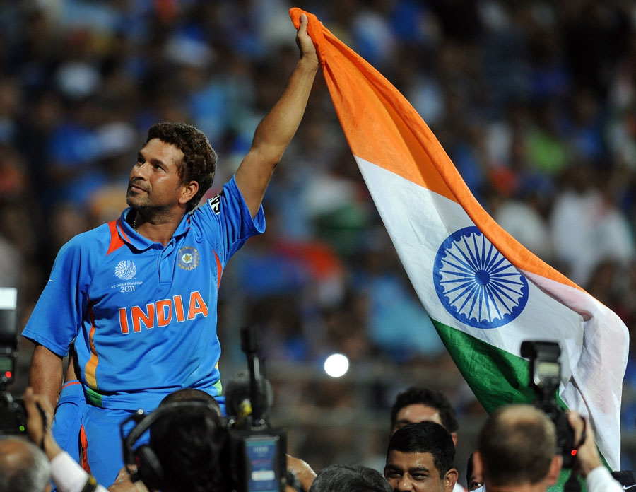 India's PM Wants Sachin Tendulkar In The Rajya Sabha