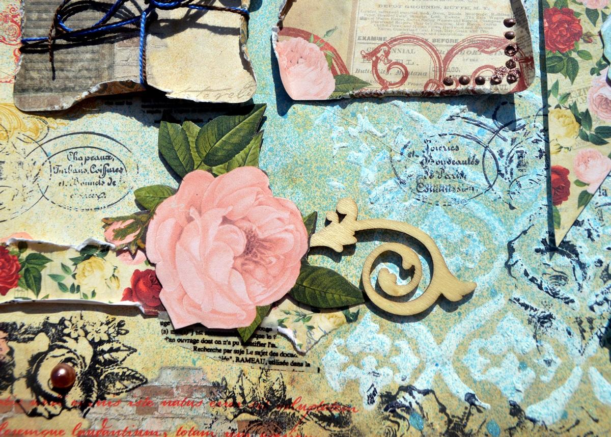 Juliet scrapbook ideas - Cubs Love Scrapbook Page By Agnieszka Bellaidea Feauturing Juliet Collection By Bo Bunny